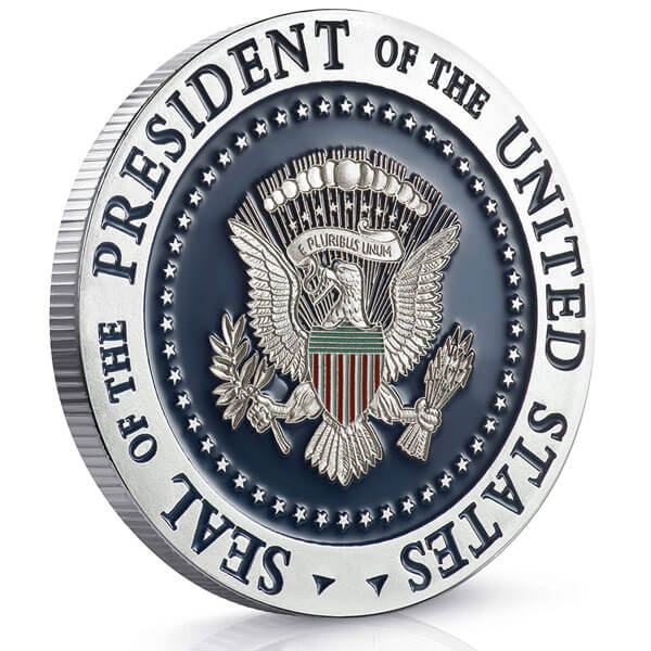 trump victory coin